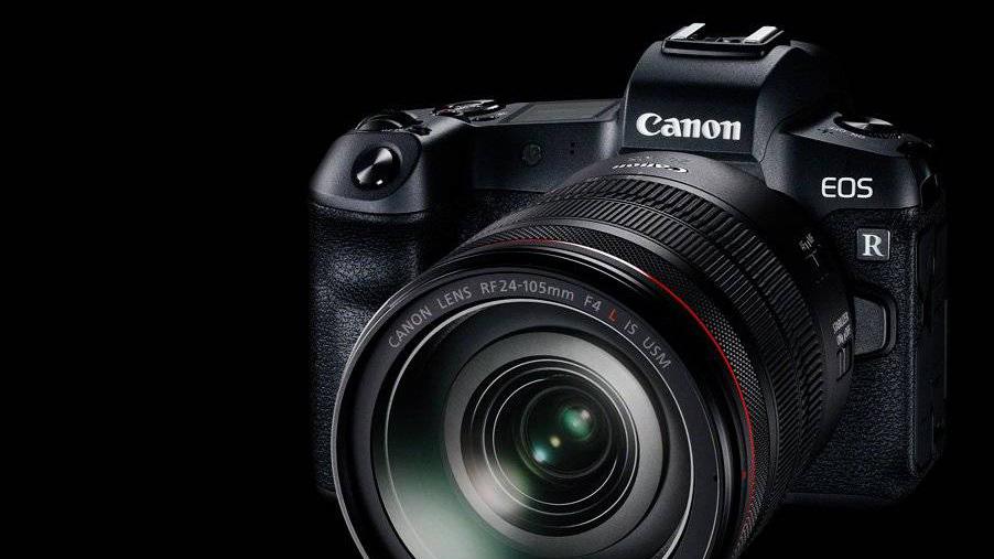 Canon выпустит новые камеры EOS R с сенсором 100МП и IBIS