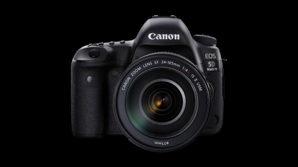 Canon 5D Mark IV. Хорошо, пусть и не так, как хотелось