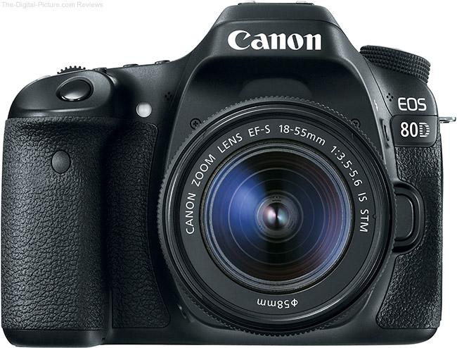 Анонсирована камера Canon 80D, ориентированная на видеографов, с адаптером для электропривода зума