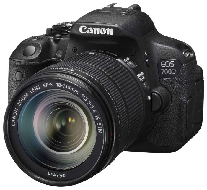 Canon EOS 700D. Интерактивный тест