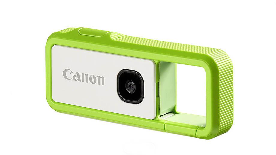 Canon запускает в производство экшн-камеру IVY REC за $130