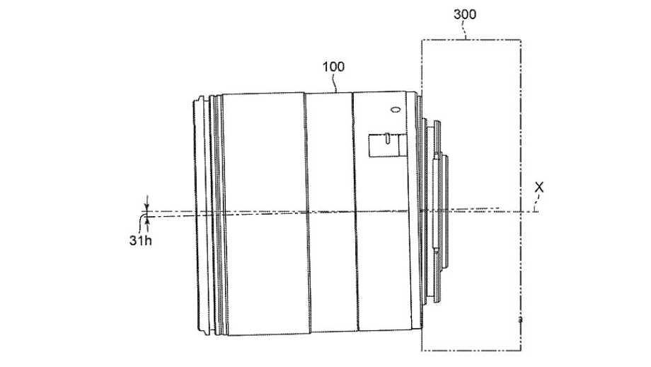 Canon патентует тилт-шифт объектив для Canon RF
