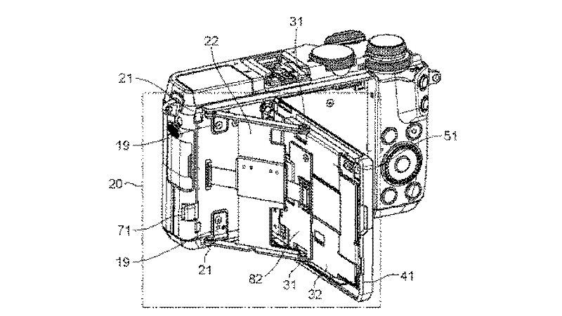 Canon запатентовал флип-экран. Возможно, под свои беззеркалки