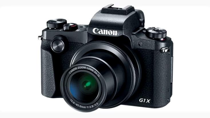 Canon  PowerShot G1 X mark III официально анонсирован