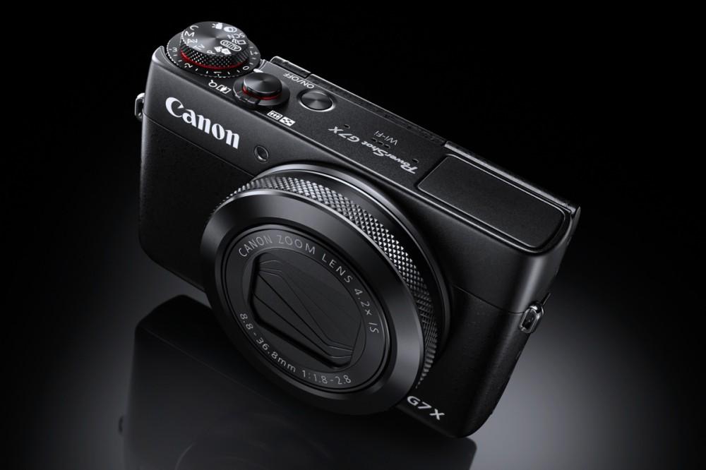 Canon G7X. Тест