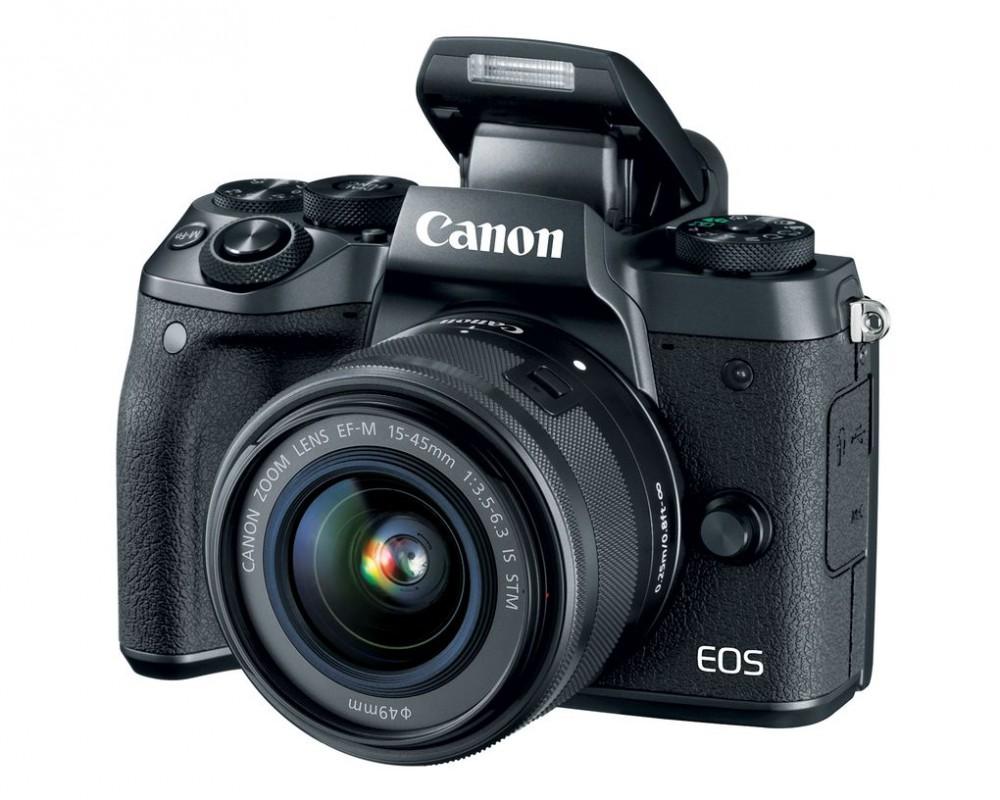 Canon всерьез взялся за беззеркальные камеры