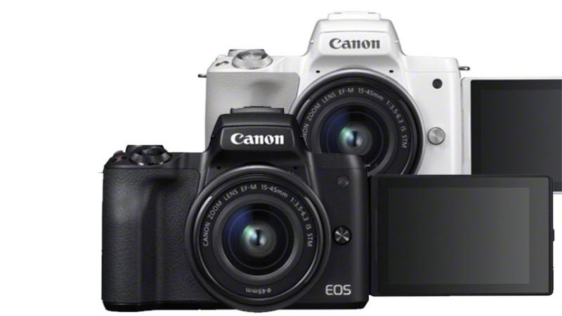 Canon EOS M50 – новая надежда блогеров?