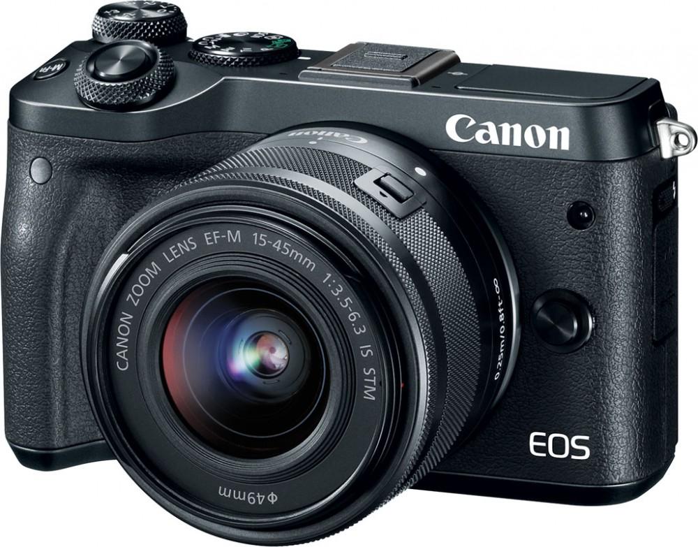 Canon M6. Большой тест