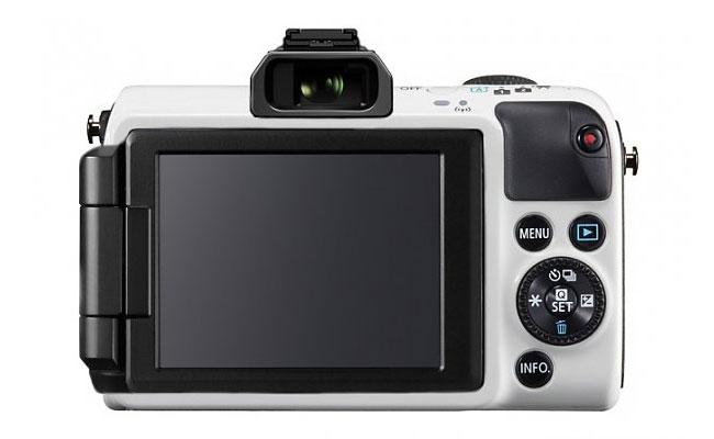 Canon начинает пересматривать линейку EOS-M