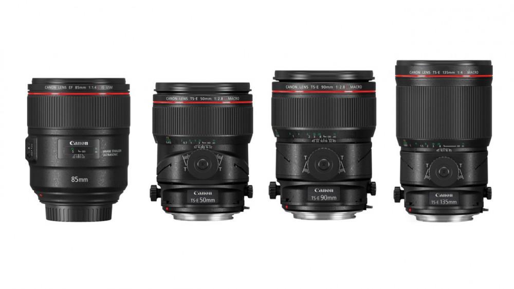 Canon представил сразу 4 новых объектива серии L