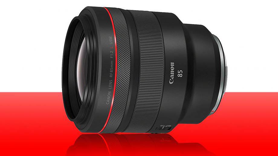 Объектив Canon RF 85mm f/1.2 L USM официально анонсирован