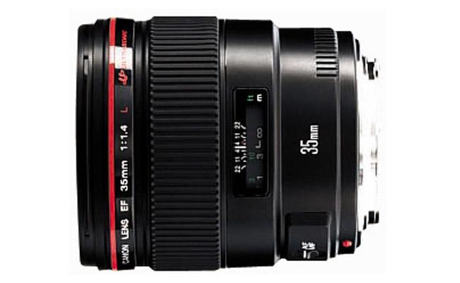 Появились слухи об объективе Canon 35/1.4 L II