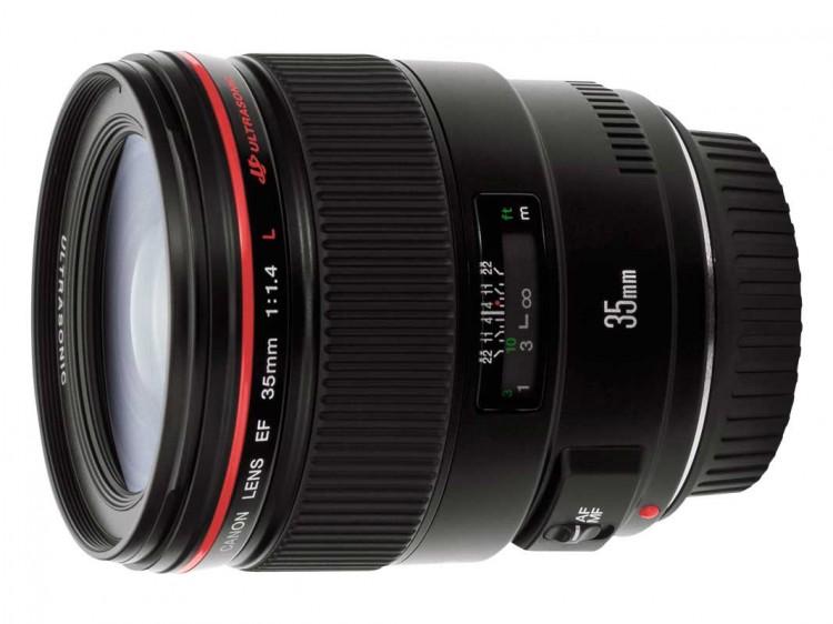 Canon готовит новую версию своего 35/1.4L