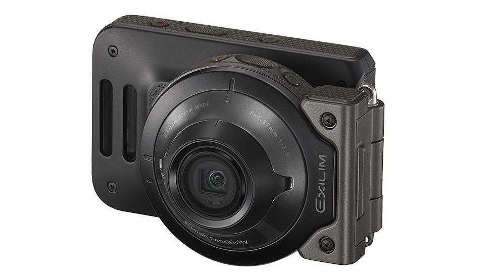 Casio анонсировала камеру для съёмки в темное время суток