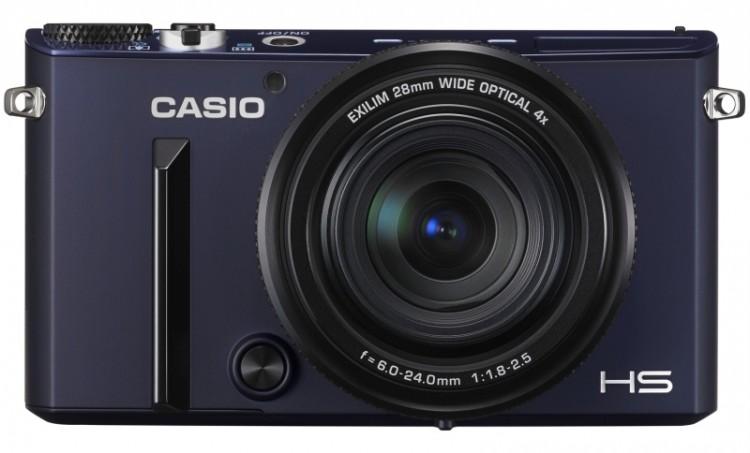 Casio EX-10 пытается вернуть утраченные позиции