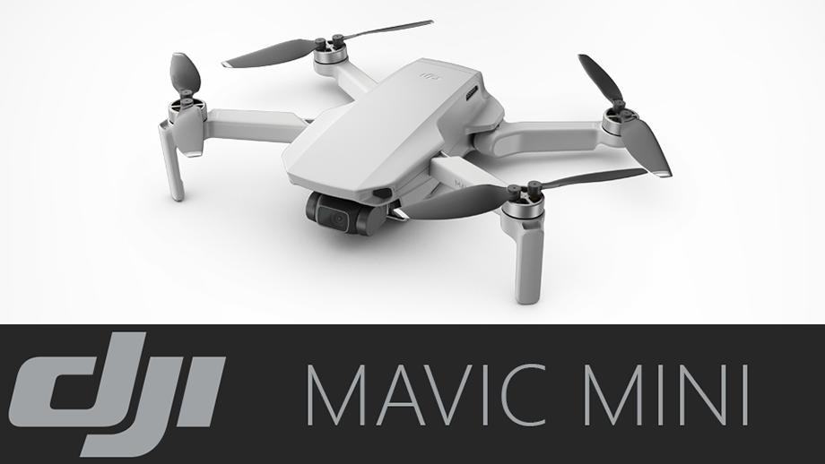 DJI Mavic Mini анонсирован: 249 г и $399