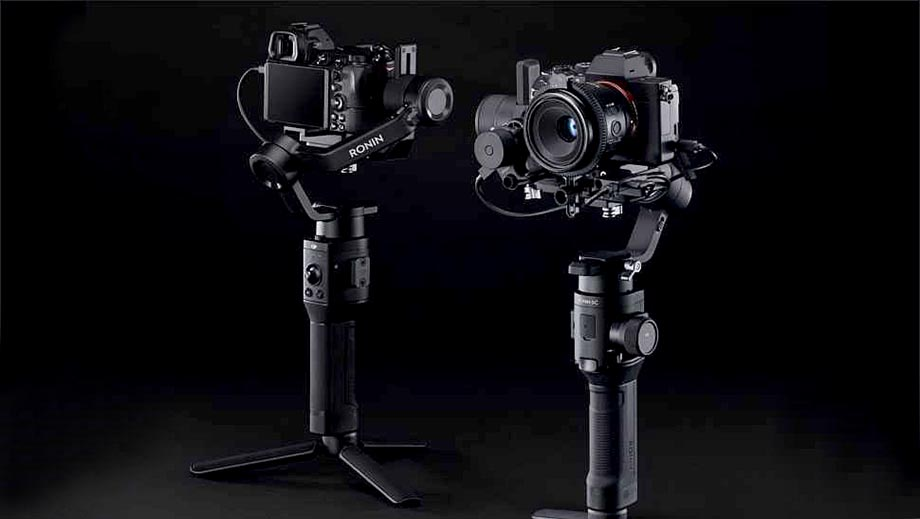 DJI анонсировала Ronin-SC стабилизатор для беззеркальных камер $439