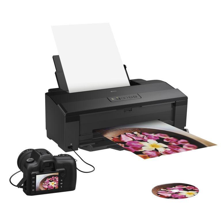 Представлен принтер Epson Stylus Photo1500W