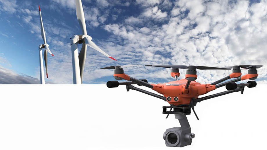 Yuneec E30Z – камера с 30-кратным зум для дрона H520 Hexacopter