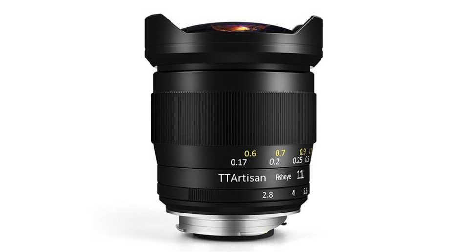 Объектив TTArtisan 11mm f/2.8 теперь выпущен и для Sony E