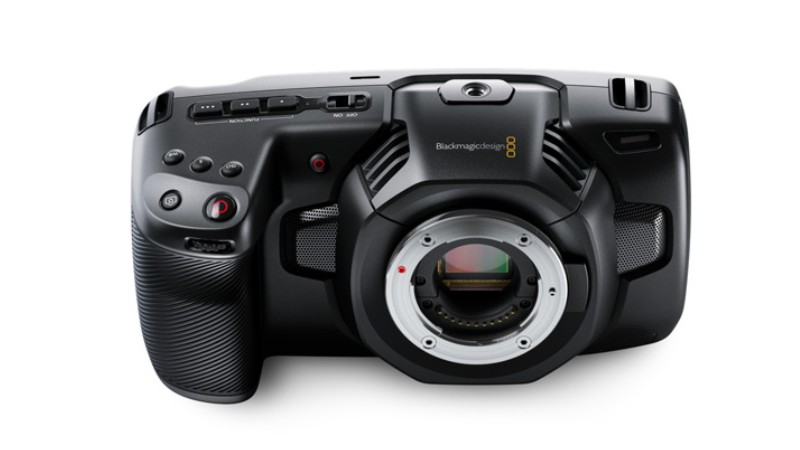 Анонсирована Blackmagic Pocket Cinema Camera 4K