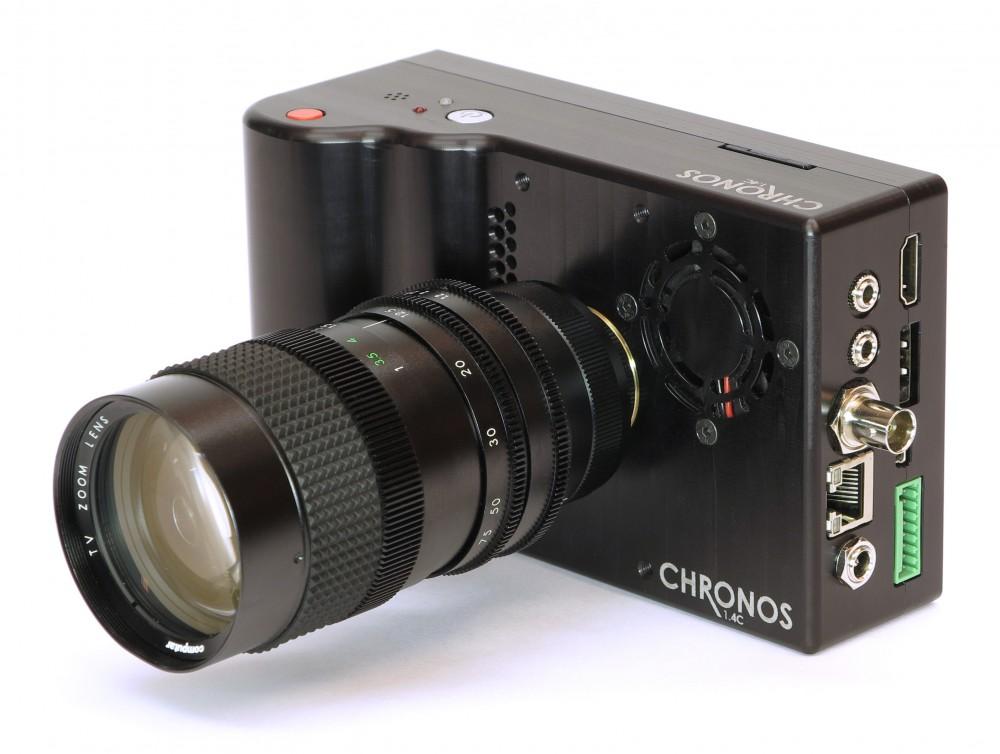 Собраны средства на выпуск высокоскоростной камеры Chronos 1.4  (21 500 fsp)