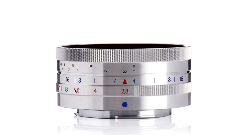 Citograph 50mm f2.8 – новая реинкарнация легендарного Tessar