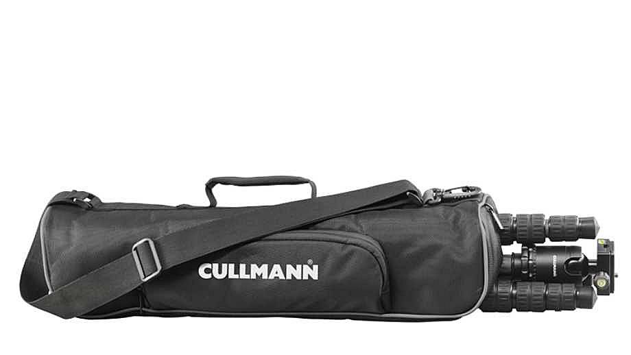 Cullmann представил travel-штативы CARVAO