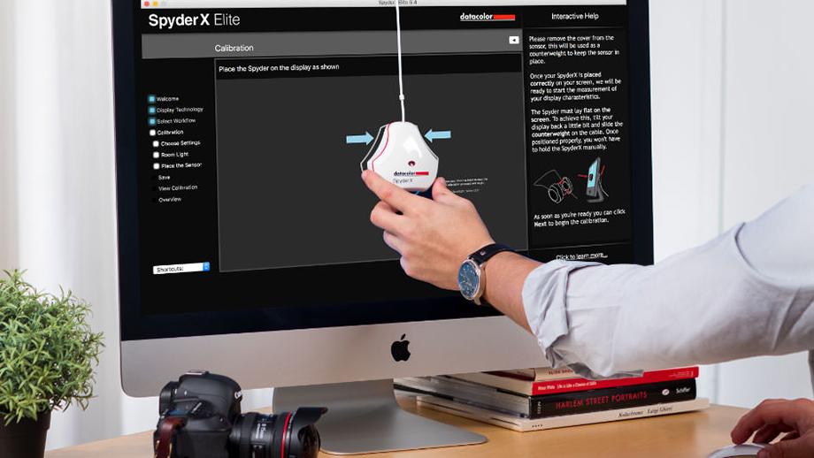 SpyderX – новая версия калибратора Datacolor