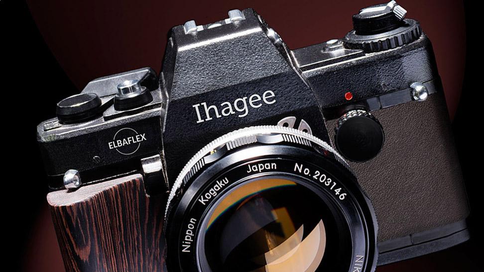 Готовится выпуск ретрокамеры Ihagee Elbaflex 35 mm