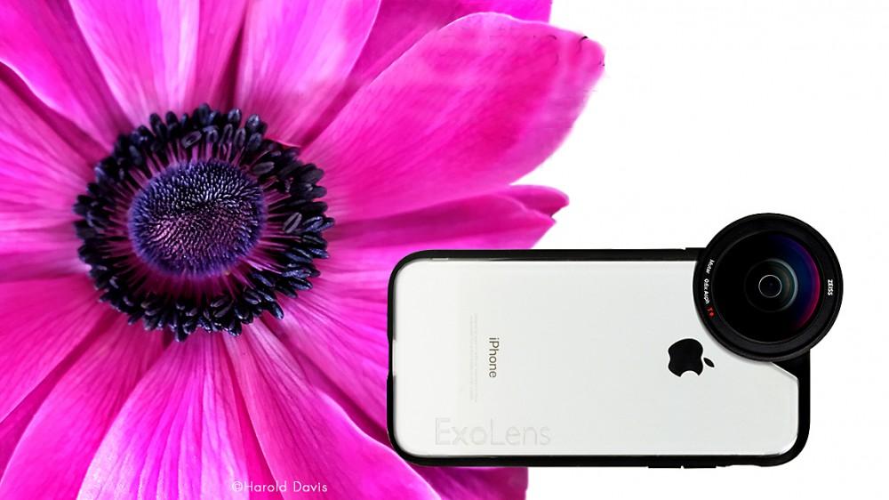 ExoLens выпустил чехол для iPhone 7 под оптику PRO ZEISS