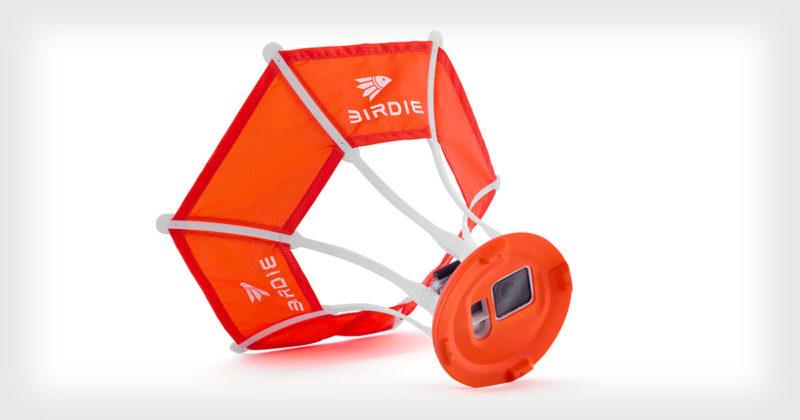 Birdie – бюджетный вариант воздушной съемки для GoPro
