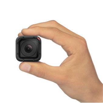 GoPro начинает продажи Hero4 Session