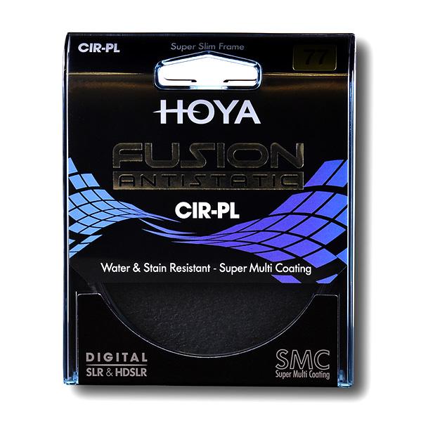 Hoya выводит в продажу новую линейку фильтров Fusion