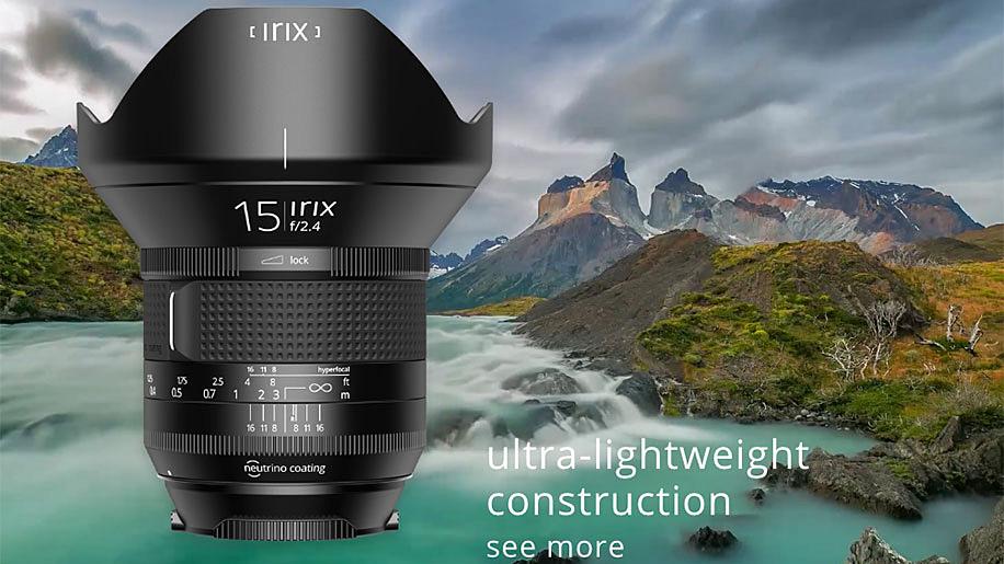 Производитель премиум оптики Irix приходит в Россию