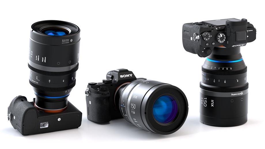 Представлен объектив Irix Cine 150mm T3.0 Macro 1:1