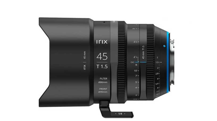 Irix Cine 45mm T1.5, новый кинообъектив от Irix