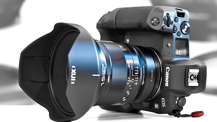 Объективы Irix совместимы с системой Canon EOS R