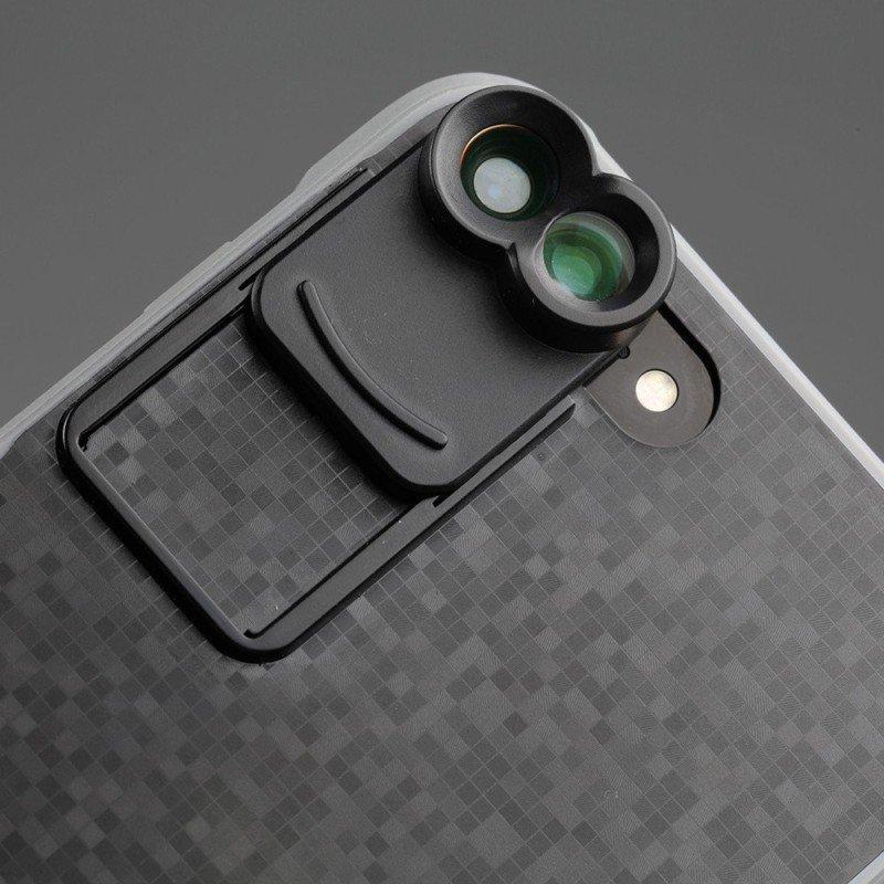 Kamerar ZOOM – двойные объективы для iPhone 7 Plus