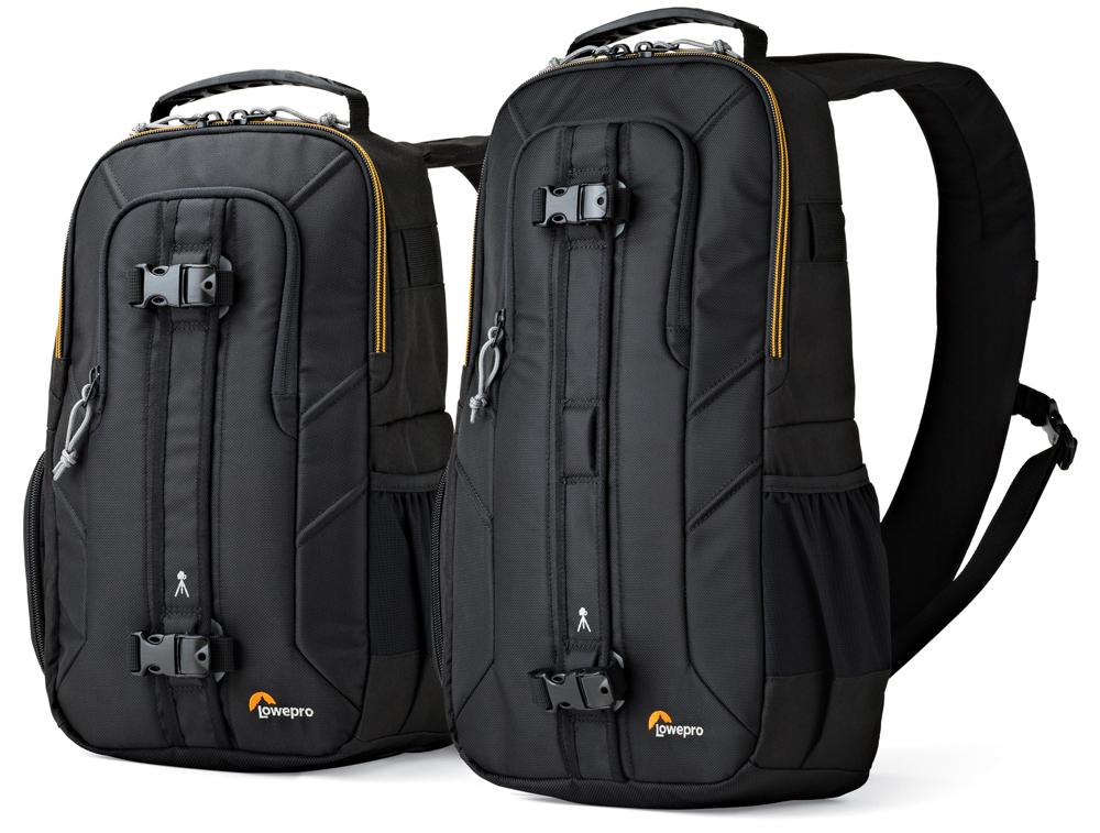Lowepro анонсировала два рюкзака-слинга Slingshot Edge
