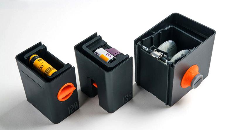 LAB-BOX – устройство для проявки фотоплёнки в цифровую эру