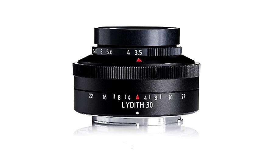Meyer Optik готовит к выпуску новую версию объектива Lydith 30mm F/3.5