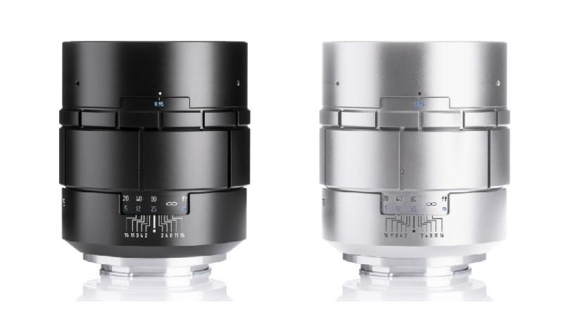 Meyer Optik представила Nocturnus 75 мм f/0.95 для беззеркальных камер