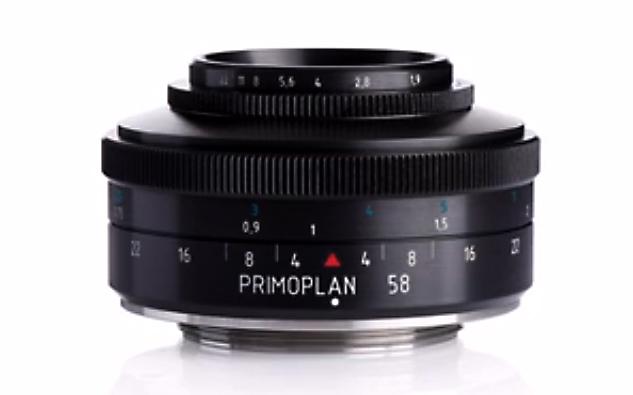 Meyer Optik Görlitz готовит выпуск легендарных объективов Trioplan F2.9/50 и Primoplan 58mm f/1.9