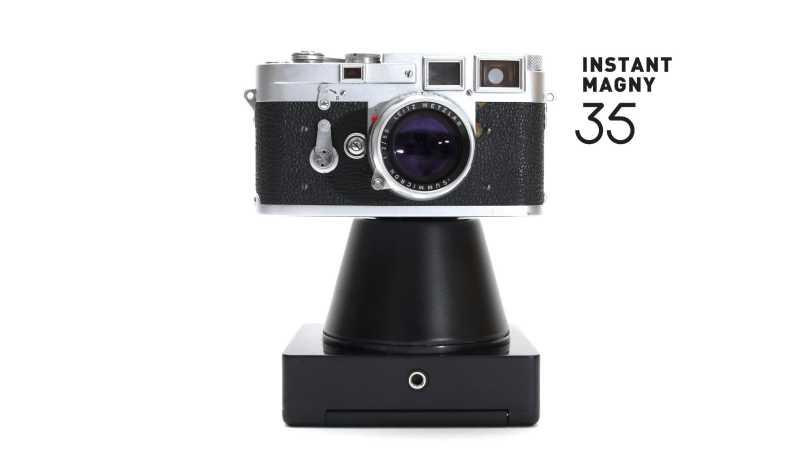 Instant Magny 35 – возможность возродить старую пленочную камеру
