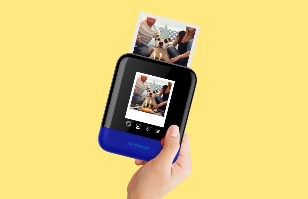 Polaroid Pop – обновленная версия камеры легендарного бренда