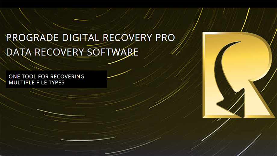 Recovery Pro восстановит потерянные RAW и видеофайлы