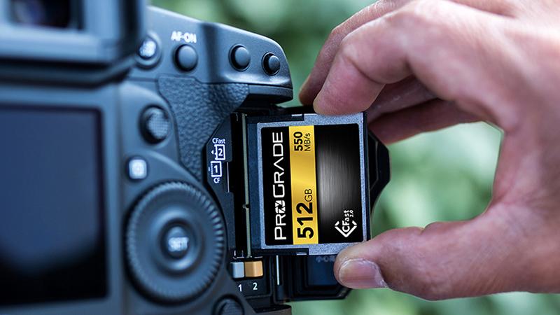 Бывшее руководство Lexar создало новый бренд карт памяти ProGrade Digital
