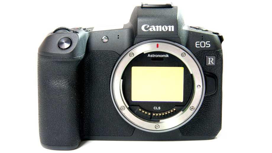 Astronomik выпускает светофильтры для Canon EOS R и RP