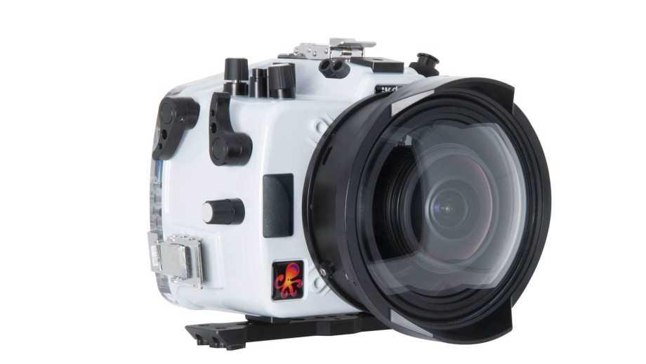 Ikelite 200DL, первый аквабокс для Nikon Z50